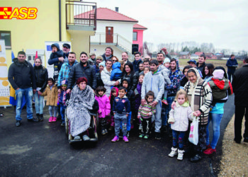 Roma families in Modriča move into new apartments