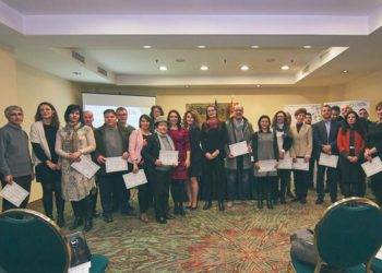 """""""Activate! Small Grants Facility Programme"""" awarded 20 CSO in FYRoM"""